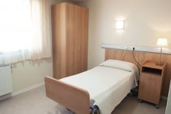 Habitación residencia de ancianos SARquavitae Jaume Nadal Meroles Lleida