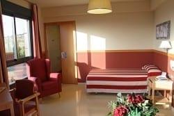 Habitación Suite residencia de ancianos SARquavitae El Serrallo Granada