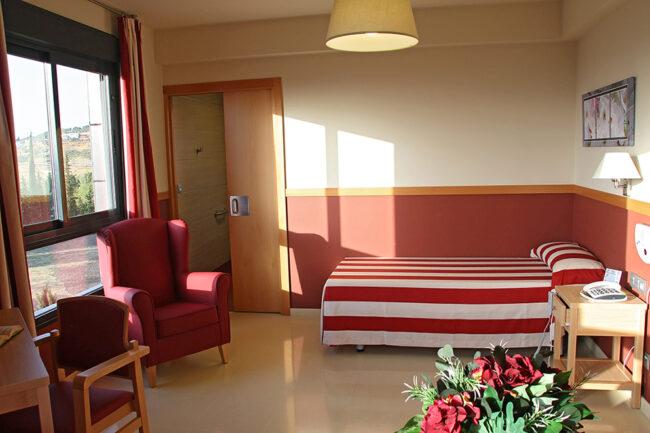 Residencia ancianos Granada El Serrallo