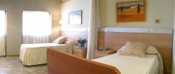 Residencia Ancianos Madrid - Habitación residencia para mayores SARquavitae Arturo Soria