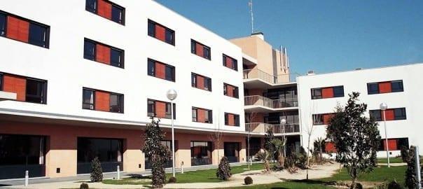 Residencias Ancianos Madrid - SARquavitae Ciudad de Móstoles