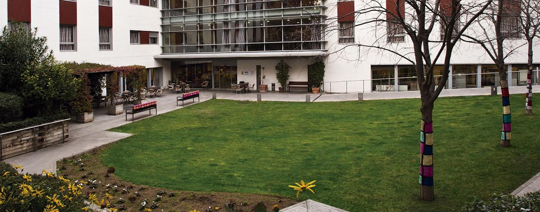 residencia de mayores Can Buxeres, en Hospitalet de Llobregat
