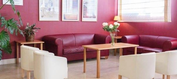 Residencia de ancianos SARquavitae Jaume Nadal Meroles Lleida