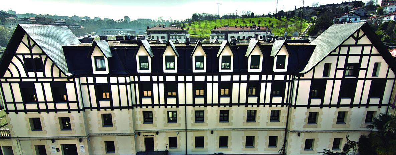 Residencia de mayores Villa Sacramento en San Sebastián
