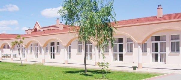 Residencia de ancianos en Huelva DomusVi Monte Jara