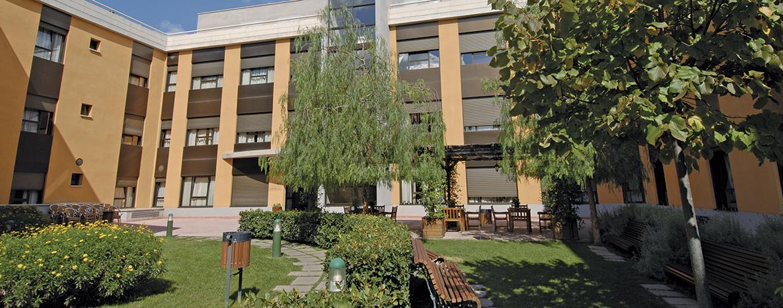 Residencia de mayores La Salut Josep Servat, Barcelona