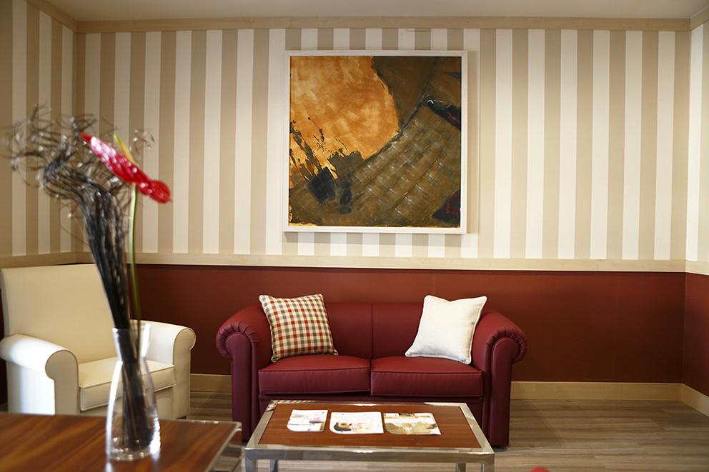 Sala residencia para mayores SARquavitae Villa Sacramento