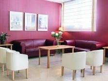 Sala residencia de ancianos SARquavitae Jaume Nadal Meroles Lleida