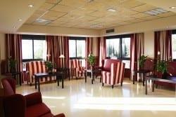 Salón residencia de ancianos SARquavitae El Serrallo Granada