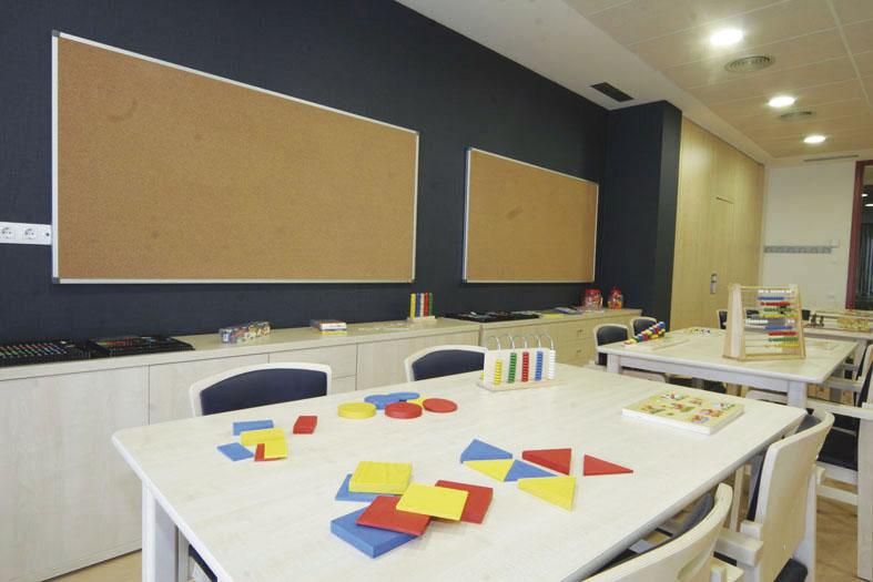 Sala terapia residencia para mayores SARquavitae  Costa d' en Blanes