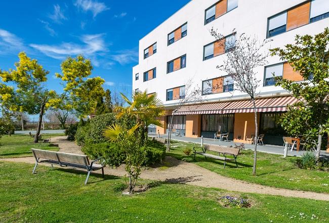 Residencia ancianos Madrid Ciudad de Móstoles