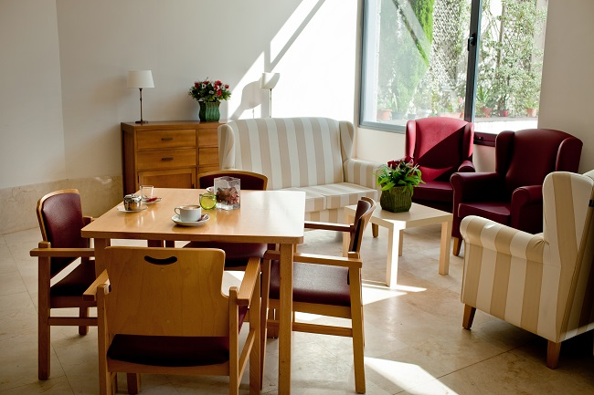 Residencia ancianos Bilbao Miraflores