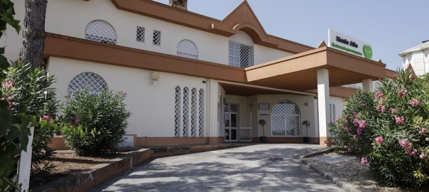 Residencia de ancianos Monte Alto, Jerez de la Frontera