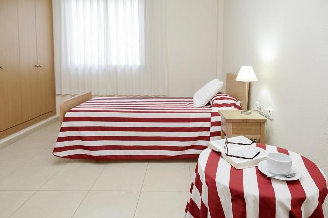 DomusVi Monte Alto habitacion