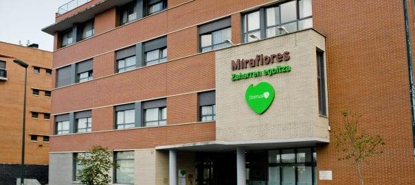 Residencia de ancianos Miraflores, Bilbao