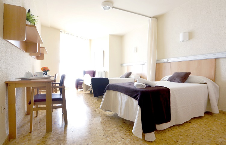Residencia Sar Quavitae Sagunto (Photo: Alberto Sáiz)