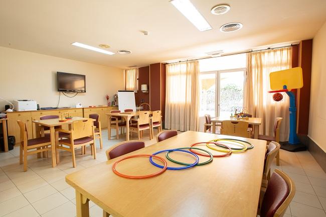 Monte Val sala de terapias1