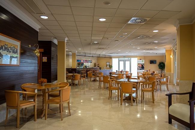 Residencia San Lázaro Santiago de Compostela Cafetería