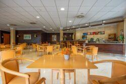 Residencia San Lázaro Santiago de Compostela Cafeteria2