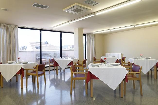 Residencia Sant Jordi Barcelona Comedor2