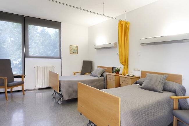 Residencia Sant Jordi Barcelona Habitación Doble