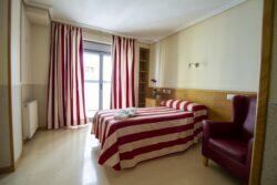 Residencia Stella Maris Santander Habitación