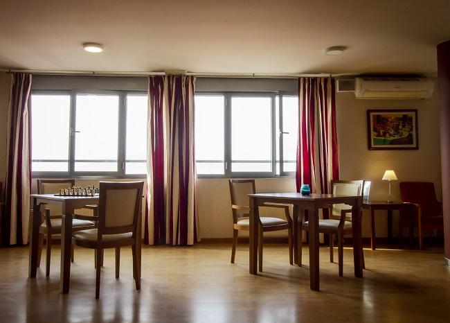 Residencia Stella Maris Santander Sala de actividades