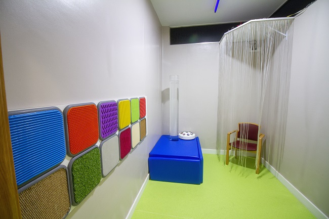 Residencia Stella Maris Santander Sala de terapias