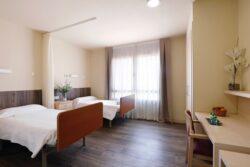 Residencia de mayores Barcelona Regina Habitación Doble