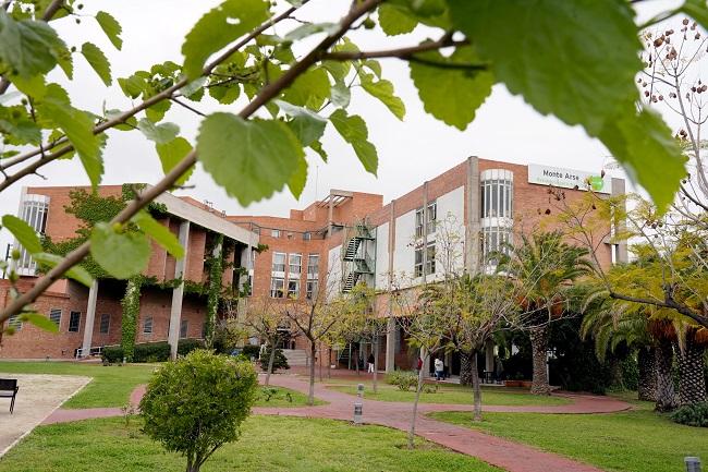 Residencia de mayores Valencia Monte Arse Exterior