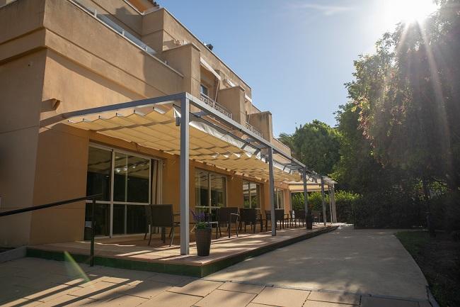 Residencia mayores Azalea Marbella Exterior