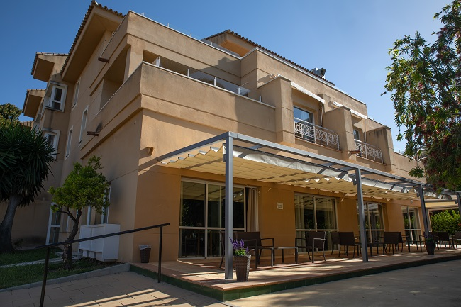 Residencia mayores Azalea Marbella Exterior1