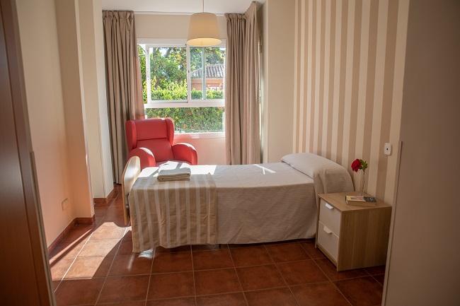 Residencia mayores Azalea Marbella Habitación Individual