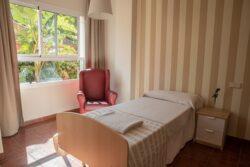 Residencia mayores Azalea Marbella Habitación
