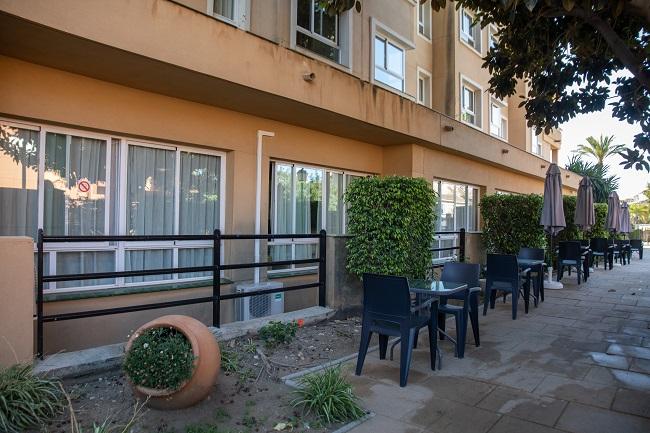 Residencia mayores Azalea Marbella Jardín4