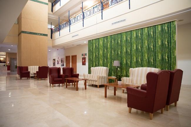 Residencia mayores Azalea Marbella Sala de Estar