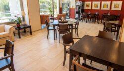 Residencia mayores Zamora Puerta Nueva Cafetería