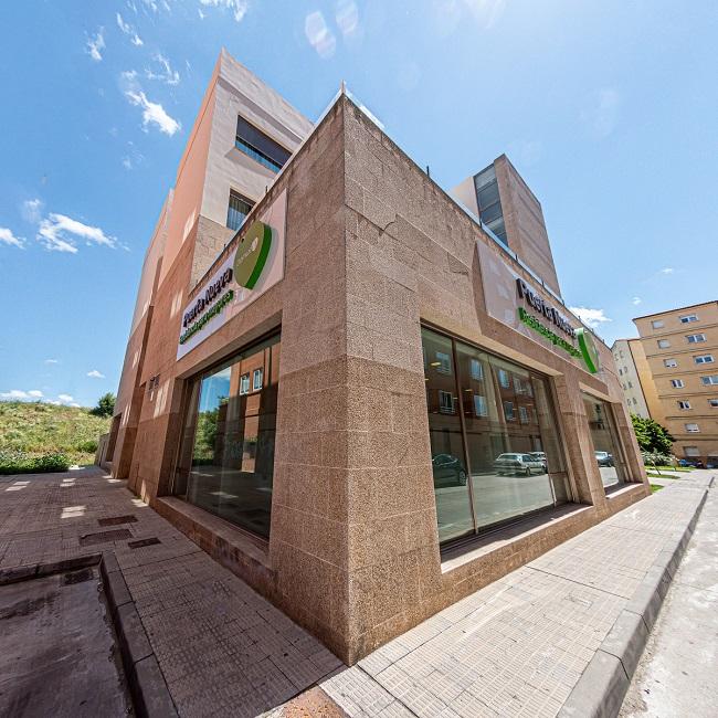 Residencia mayores Zamora Puerta Nueva Exterior