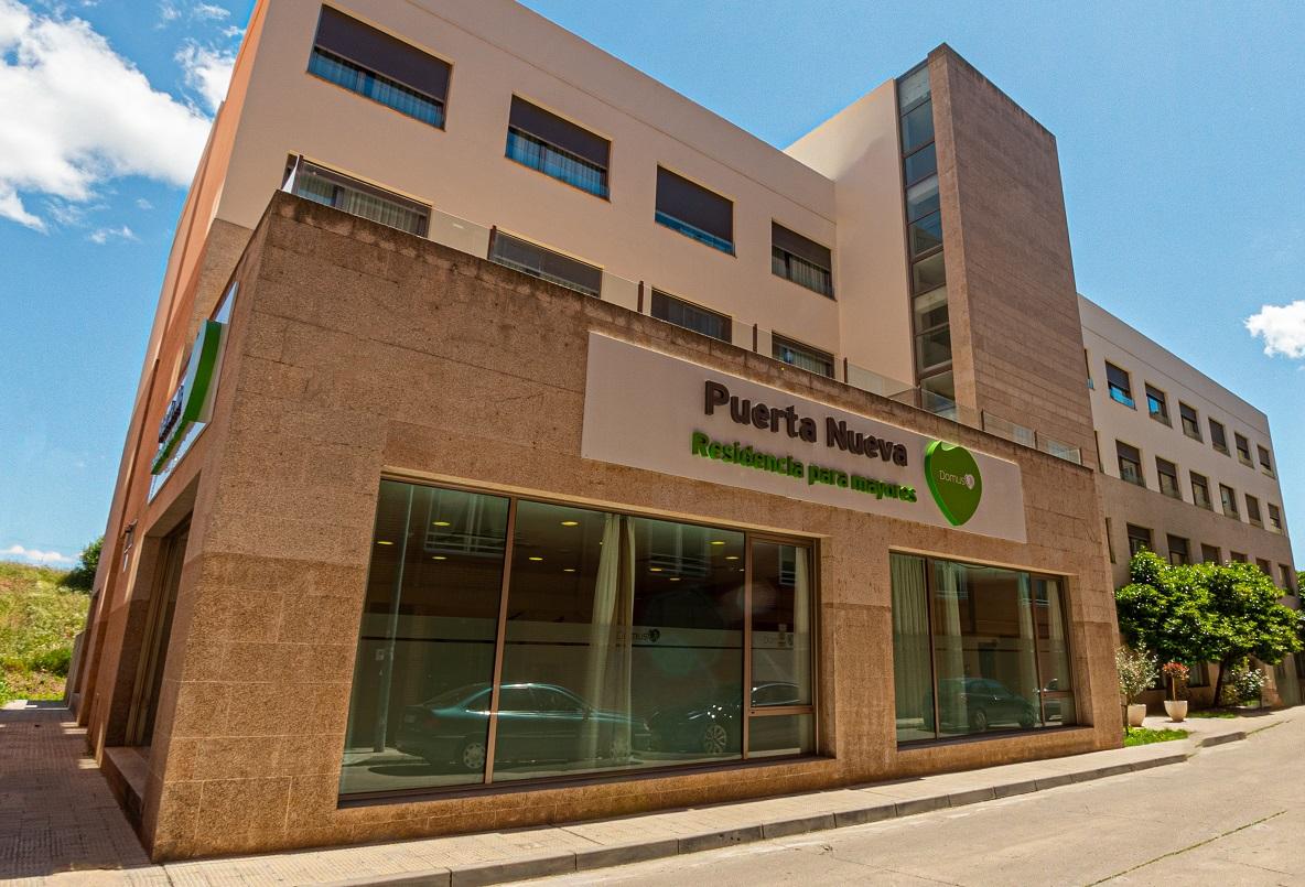 Residencia para mayores Puerta Nueva, Zamora