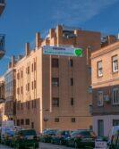 Residencia para mayores Albufera Madrid Exterior