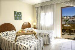 Residencia para mayores Albufera Madrid Habitación Doble