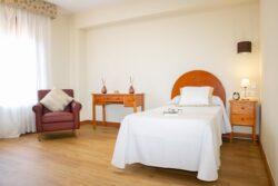 Residencia para mayores Albufera Madrid Habitación Individual