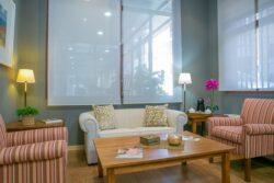 Residencia para mayores Albufera Madrid Sala de Visitas