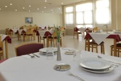 Residencia para mayores Huelva Monte Jara Comedor1