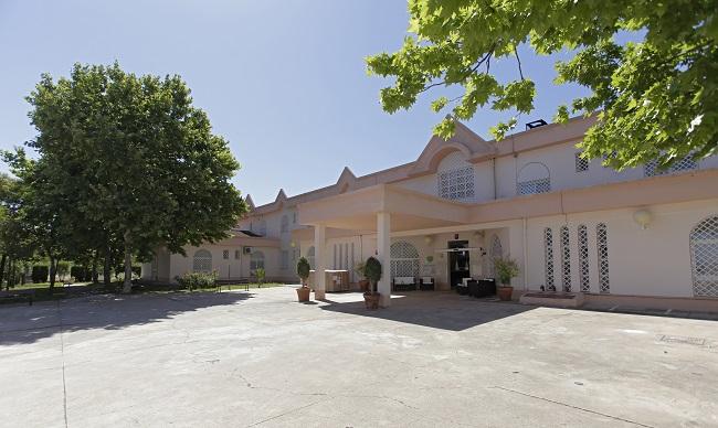 Residencia para mayores Huelva Monte Jara Fachada
