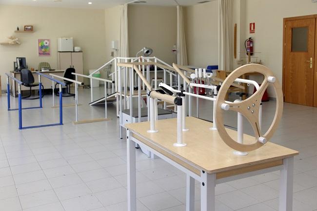Residencia para mayores Huelva Monte Jara Gimnasio1
