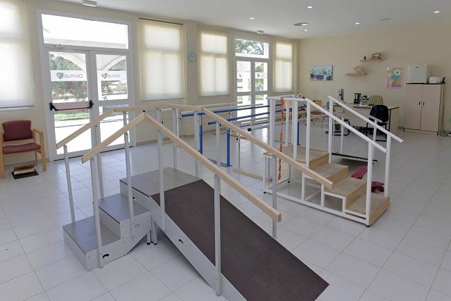 Residencia para mayores Huelva Monte Jara Gimnasio2