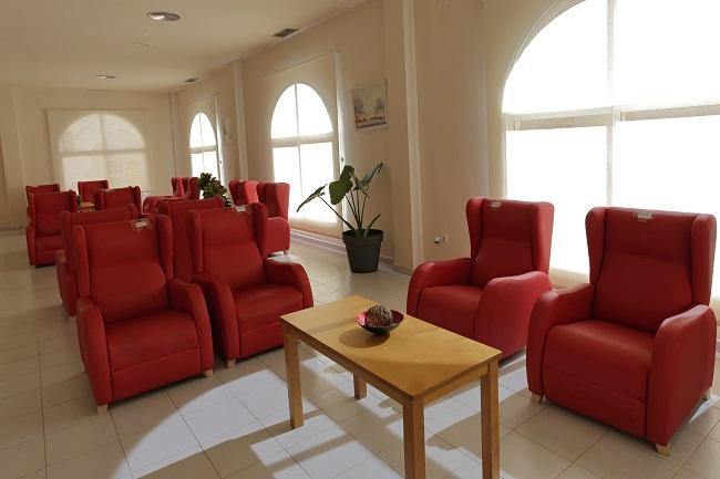 Residencia para mayores Huelva Monte Jara Sala de Estar