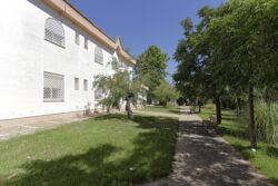 Residencia para mayores Huelva Monte Jara Jardín