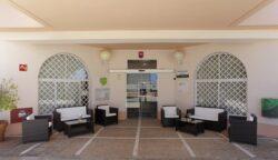 Residencia para mayores Huelva Monte Jara terraza